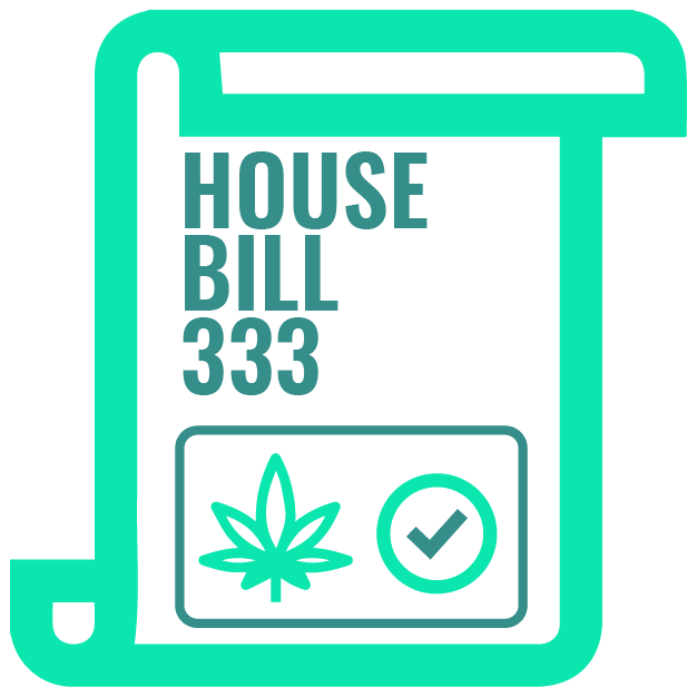 1_ Kentucky administration made it legal for the sale and consumption of CBD products via House Bill 3