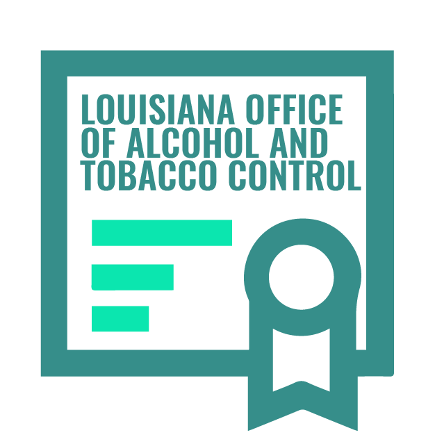 1_. This permit will be issued by the Louisiana Office of Alcohol and Tobacco Control (ATC)