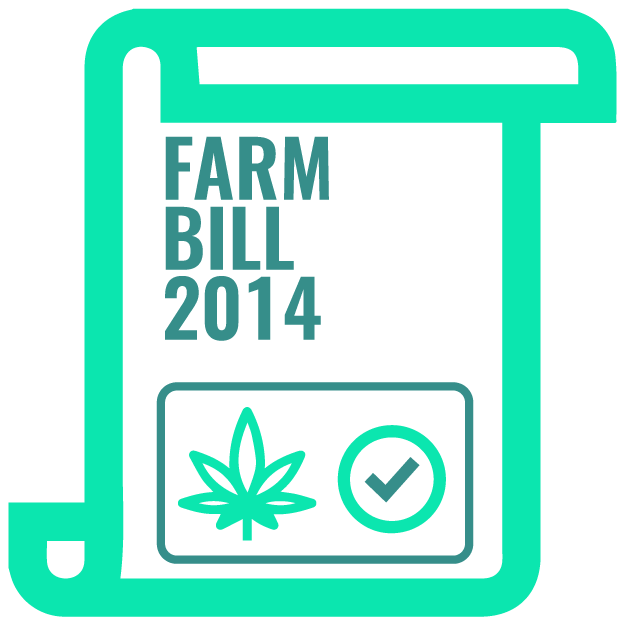 1_2014 Farm Bill that allows the possession, consumption, use and sale of CBD oil