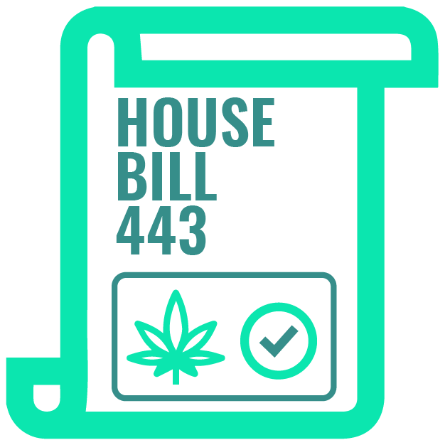 1_his was further bolstered with House Bill 443 allowing cultivation of industrial hemp throughout the