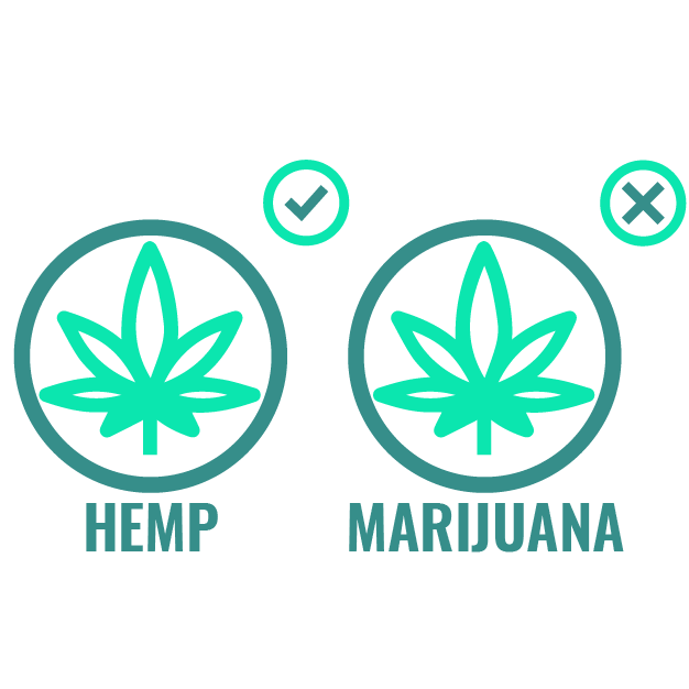 1_CBD from Hemp is Legal but CBD From Marijuana is Illegal