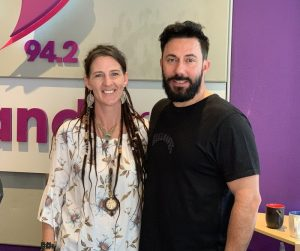 Breakfast with Martin Bester calls noted herb healer Dee Stephens