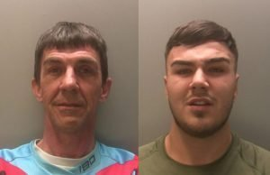 Two men producing and selling class B Cannabis jailed