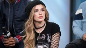 Bella Thorne is backing CBD