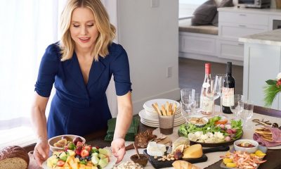 The Good Place' star Kirsten Bell trusts her CBD infused protein shake to give her the necessary nutrients. She also opened up about how CBD oil helps her deal with anxiety.