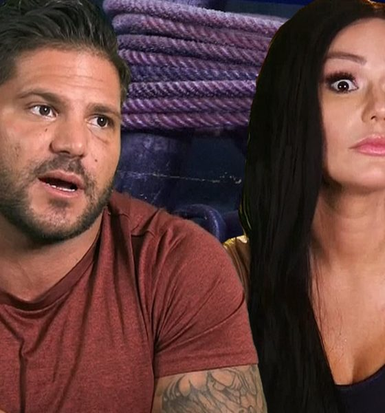 Jersey Shore's Ronnie Ortiz in trouble after he got booked for 7 cases including physical violence