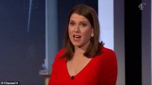 Jo Swinson opens about her cannabis experience at University