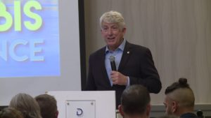 Virginia Attorney General Speaks at Cannabis Conference For Marijuana Decriminalization