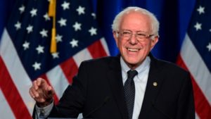 Bernie Sanders Pledges Legalized Marijuana In All 50 States On Day One As President